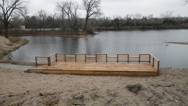 Fremont Lakes Angler Access Improvement Project And Alum