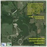 Iron Horse Trail Lake Restoration Project